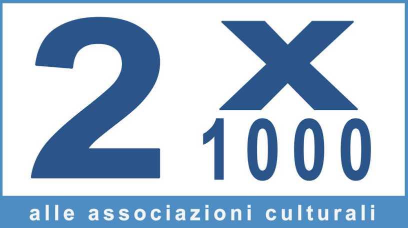 2 x 1000 associazioni