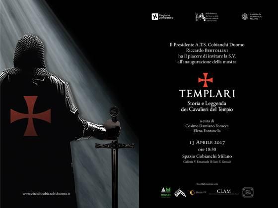 Templari - IdeAzione CIAO - Spazio Conbianchi Milano